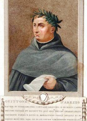 Guittone di Michele del Viva d'Arezzo