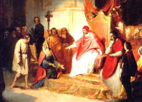 Impero e Papato – La lotta per le investiture (Tema)