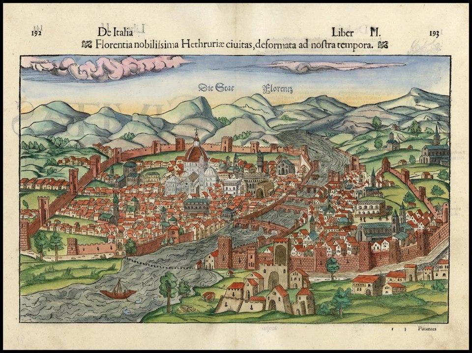 Firenze di Dante