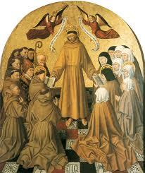 I Francescani (Ordine dei frati minori)