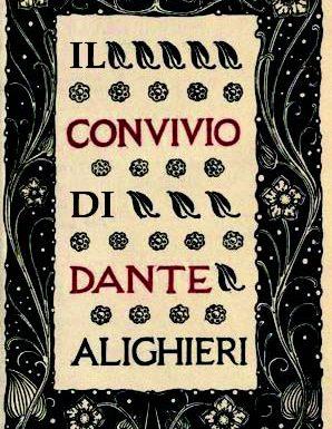 Dante Alighieri – Il Convivio