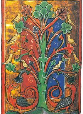 L'idea della letteratura e le forme letterarie del Medioevo