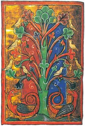 colombe bestiari medioevali