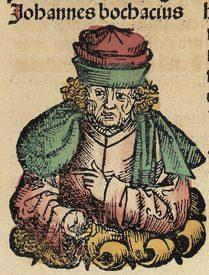 Giovanni Boccaccio – Le opere del periodo napoletano