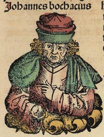 Nelle opere scritte da Boccaccio durante il suo giovanile soggiorno napoletano si proiettano i vari e disordinati interessi dell'autodidatta e al tempo stesso una materia schiettamente autobiografica.