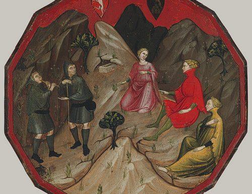 Giovanni Boccaccio – Le opere del periodo fiorentino