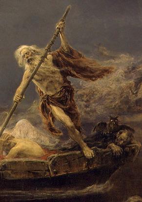 Inferno canto III: POESIA e PARAFRASI Luogo: Antinferno; riva del fiume Acheronte. Custode: Caronte, traghettatore. Peccatori: ignavi, angeli neutrali. Pena: a corsa nudi dietro un'insegna vuota. Il canto II è […]