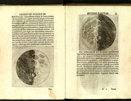 Galileo Galilei – Il Sidereus nuncius e il Saggiatore