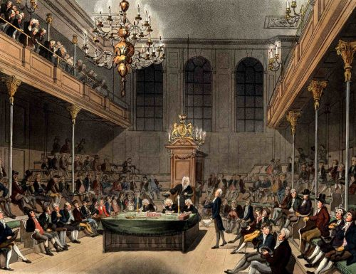 L'antico regime: il potere e la società