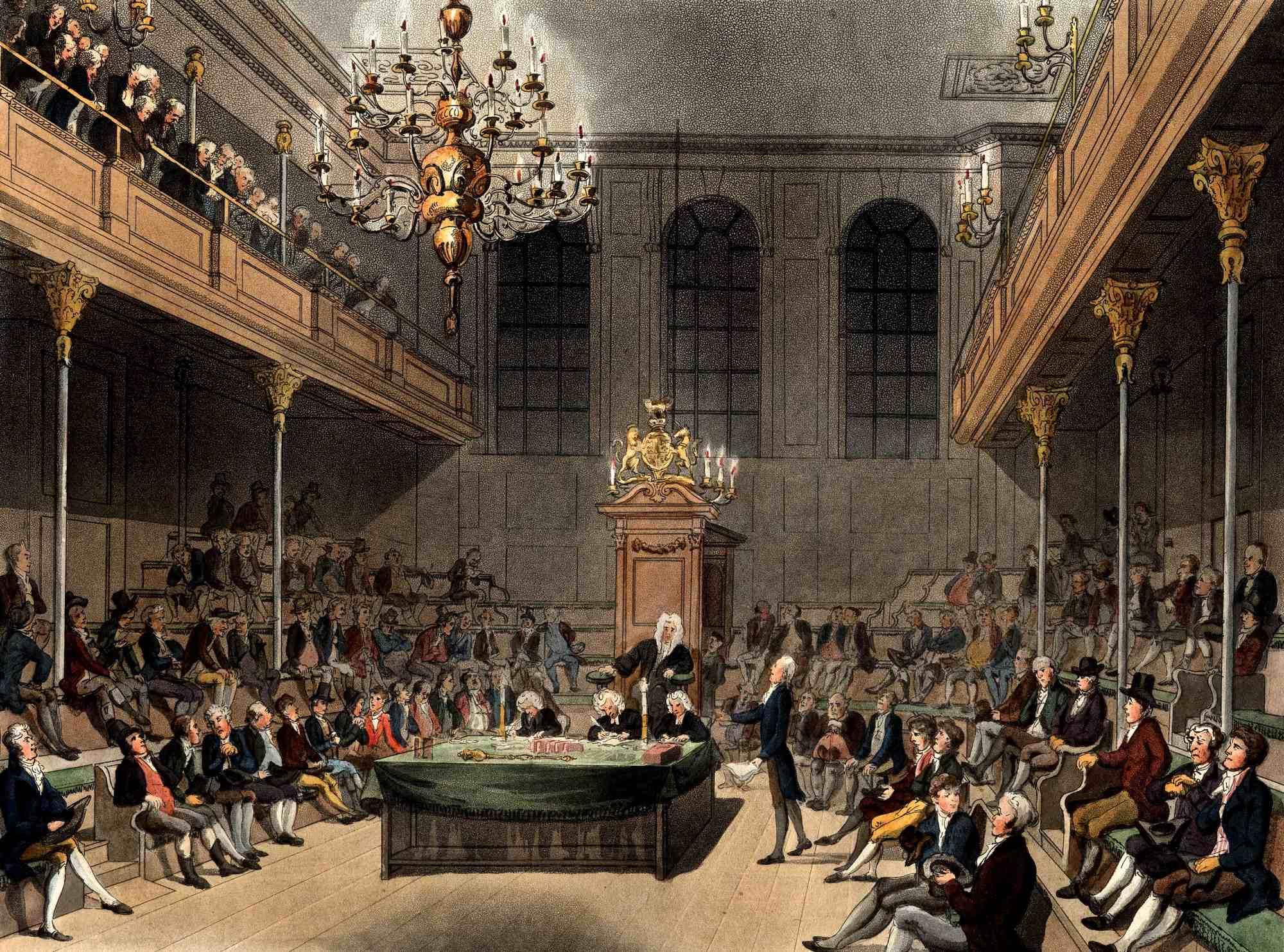 """L'Antico regime, il sistema politico e sociale del Sei-Settecento """"Antico regime"""" (Ancien régime) fu l'espressione con cui i rivoluzionari francesi del 1789 definirono la società in cui essi vivevano e […]"""