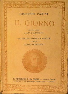Giuseppe Parini – Il Giorno