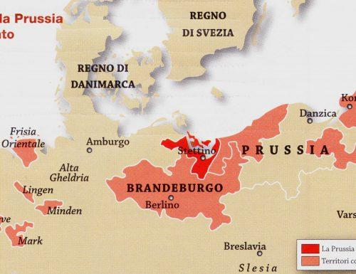 Il dispotismo in Prussia con Federico II