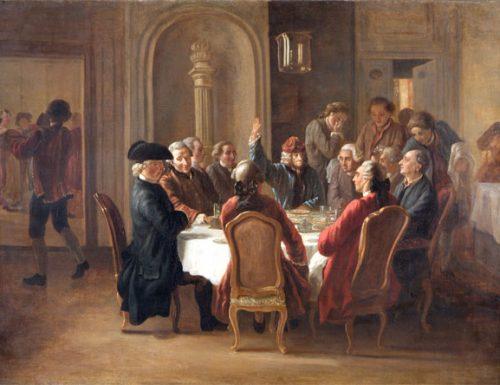 Illuminismo – Organizzazione della cultura, intellettuali e pubblico in Europa