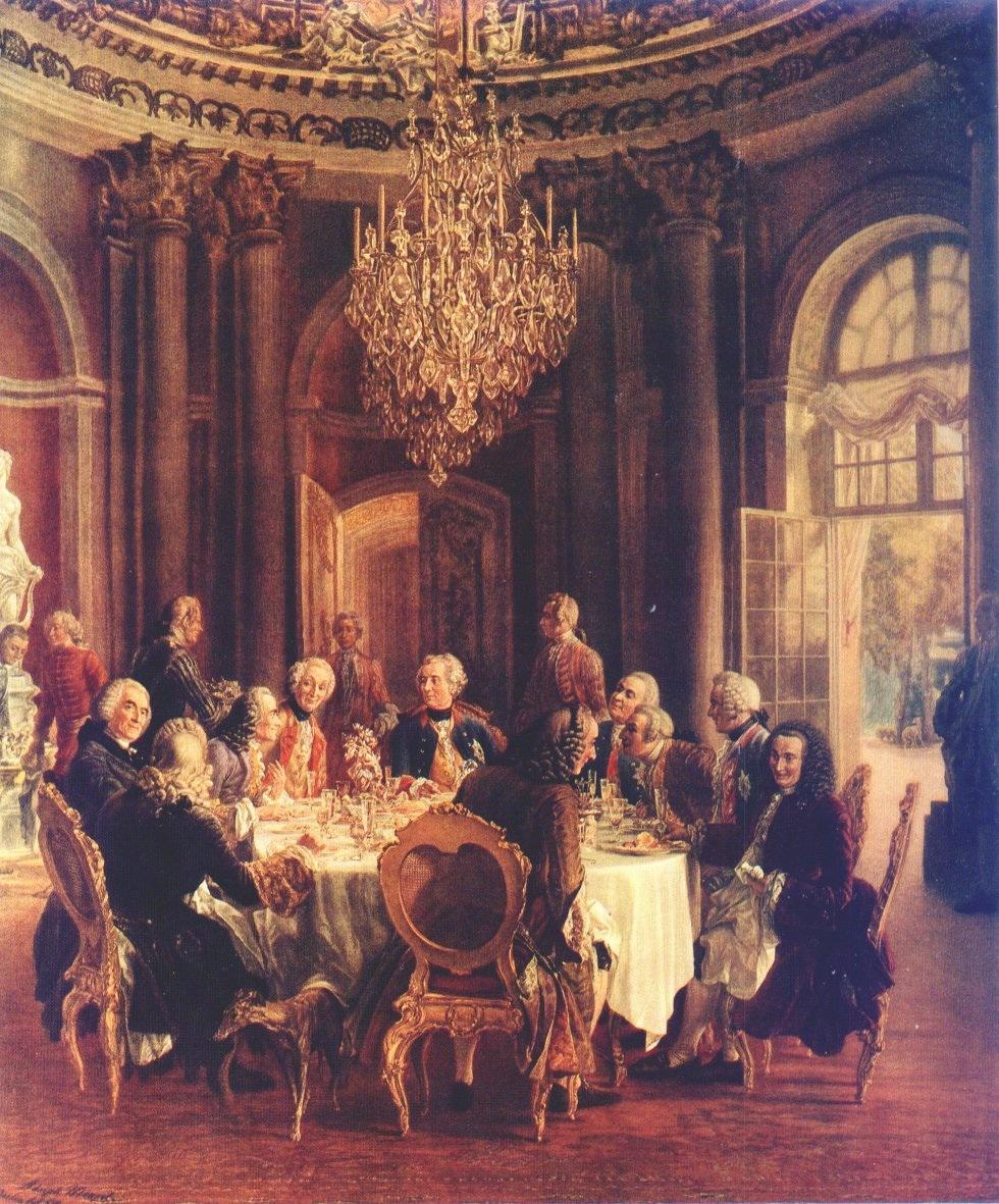 voltaire-con-federico-ii-di-prussia