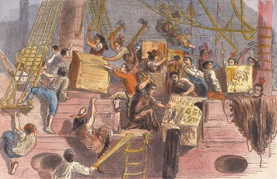 Dal punto di vista politico c'è una libertà all'interno delle tredici colonie perché ognuna aveva un proprio governatore, il quale veniva eletto dai comuni e che regnava in nome di […]