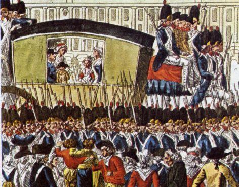 Luigi XVI si era rifiutato di firmare i decreti dell'Assemblea nazionale, ma ormai non riuscì più a controllare la rivolta. Il 5 ottobre 1789 una grande folla, assistita dalla Guardia […]
