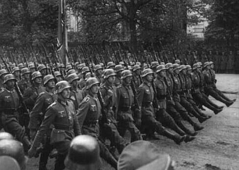La prima fase della Prima guerra mondiale