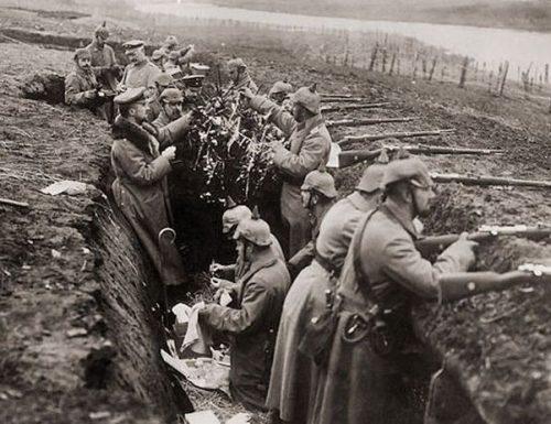 L'intervento degli Stati Uniti nella Prima Guerra Mondiale