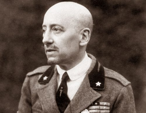 Biografia di Gabriele d'Annunzio