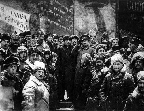 La rivoluzione d'ottobre russa