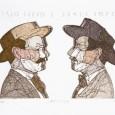 I MAESTRI DI PENSIERO: SCHOPENHAUER, NIETZSCHE, DARWIN Fin dagli anni giovanili il pensatore che ebbe maggior importanza nella sua formazione fu Schopenhauer. Più tardi Svevo conobbe anche Nietzsche dedicandosi alla […]
